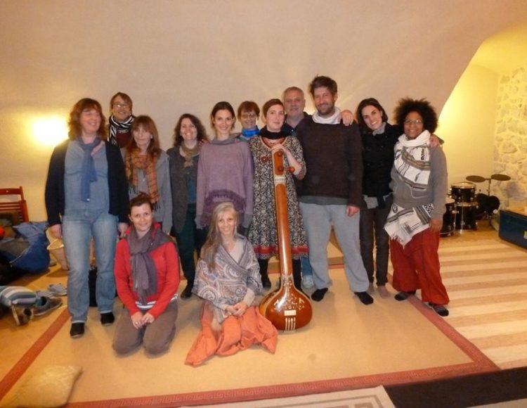 Atelier chants voix et sons du monde